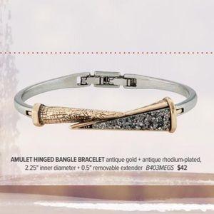 Chloe + Isabel Amulet Hinge Bracelet
